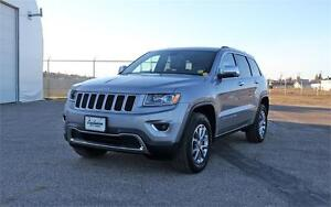2015 Jeep Grand Cherokee Limited 4x4* Back-Up Camera*