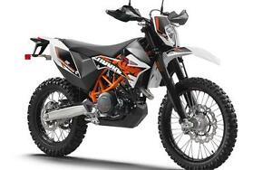 NEW 2016 KTM 690 ENDURO R ABS
