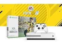 Xbox One S 500GB FIFA 17 Console Brand New Sealed