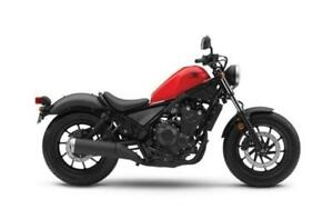 HONDA REBEL ABS 2017