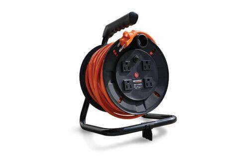 Generac 6883 - Cord Reel Kit for iQ2000/GP2200i Inverters | 50 ft. | 14 gauge