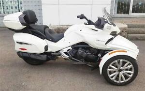 2017 Can-Am Spyder F3 Limited 6-Speed Automatic (SE6)