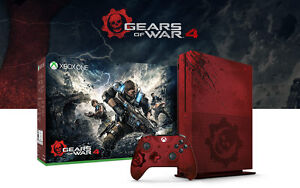 Xbox One S 2TB Console Gears of War Edition