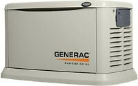 22 KW Air-Cooled Standby Generator (Unit Only)