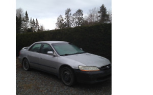 1999 Honda Accord Berline