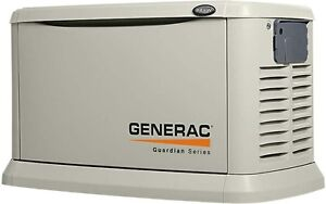 GENERAC STAND-BY GENERATORS
