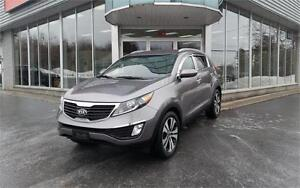 Kia Sportage Limited Chrome