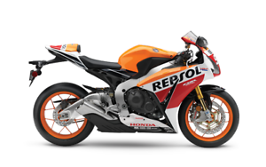 BRAND NEW 2016 Honda CBR1000RR Repsol special edition. BLOW OUT