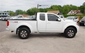 2012 nissan Frontier PRO-4X V6 EXTENDED CAB 4X4