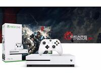 Gears Of War Xbox 1S Bundle 1TB - New!