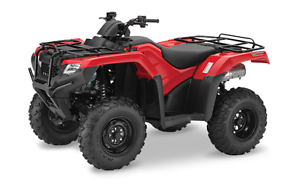Rancher 420 cc DCT IRS EPS RED 2017