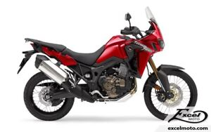 CRF1000LADJ AFRICA TWIN DCT ABS BLACK/RED