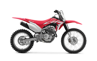 2019 Honda CRF250F Sudbury Ontario Preview