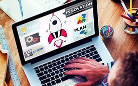 Affordable Web Design & Brand Development for Start-ups to Medium Businesses
