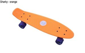 Easy People Skateboards Sharky Complete penny style + Grip!^&