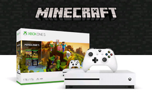 Sealed Minecraft Xbox One Bundle