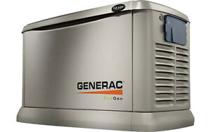 HOME BACK-UP GENERATORS  -  GENERAC  -  CALL 734-1114