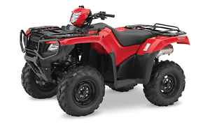 2017 HONDA RUBICON 500 DCT IRS EPS