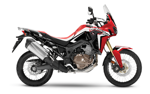 Africa twin rally 1000 CC DCT 2017