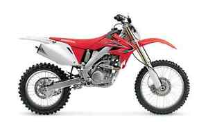 2016 Honda CRF250R - Save $1250!