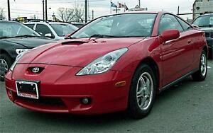2002 Toyota Celica GT / Auto / ONLY 127k / Alloys / CLEAN TITLE