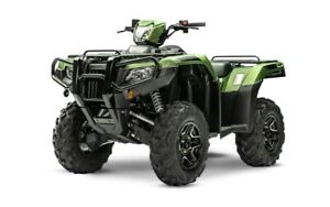 2020 Honda Rubicon DCT IRS EPS Deluxe
