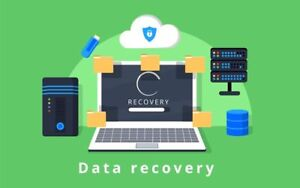 Data recovery for Windows