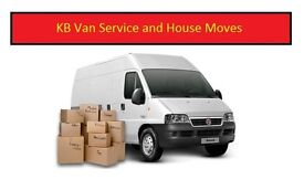 Team KB Van and House Removals and Deliveries
