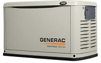 16 kW Air-Cooled Standby Generator with Aluminum Enclosure
