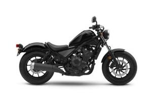 HONDA REBEL 2017