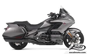 2018 HONDA GOLDWING GL1800 F6B BRUN / ARGENT