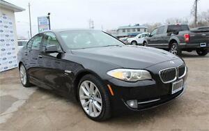 2011 BMW 5-Series 535i XDRIVE NAV BMW EXTENDED WARRANTY