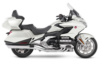2018 Honda Gold Wing Tour DCT Sudbury Ontario Preview