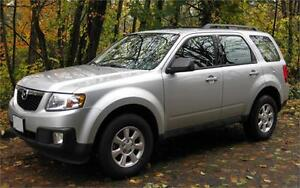 2010 Mazda Tribute GX I4 / 4WD Accident Free and Loaded