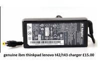 IBM THINKPAD CHARGER £15
