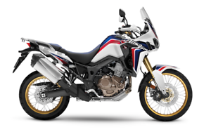 Africa twin 6 speed