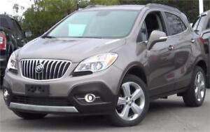 2015 Buick Encore AWD|Sunroof|Leather|Navigation|Bose