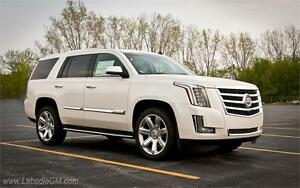 2015 Cadillac Escalade Platinum (Only 25,000 kms)