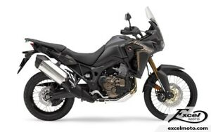 CRF1000LAJ AFRICA TWIN ABS BLACK