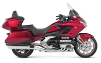 2018 Honda Gold Wing Tour Sudbury Ontario Preview