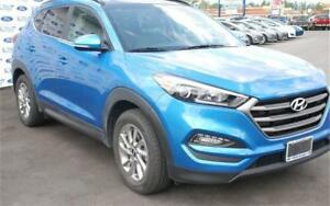 2016 Hyundai Tucson LEATHER-NAV-AWD-BLIND SPOT
