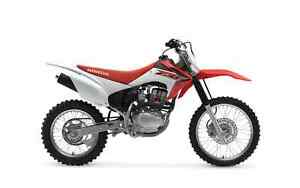 2016 Honda CRF150F - Save $650!