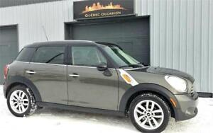 Mini Cooper Countryman 2013, Full, Cuir, Toit, Extra Propre !
