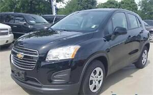 NEW 2016 Chevrolet Trax LS 6 speed manual white or black LAST