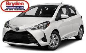 2018 Toyota Yaris LE /1.5L I4 / Auto / FWD **Fuel Efficient**