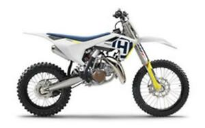 2018 Husqvarna TC 85 19/16 2-Stroke  Off Road Motocross