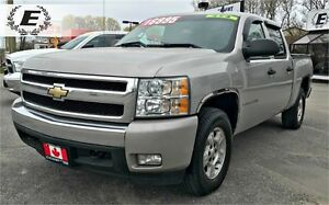 2008 CHEVROLET SILVERADO LT WITH TONNEAU COVER