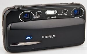 Fujifilm FinePix Real 3D W3 Digital Camera