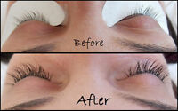 LASH EXTENSIONS FOR THE WEDDING!!! $55.00