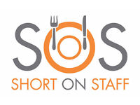 Various Hospitality Staff Needed – London – Choose your wage!